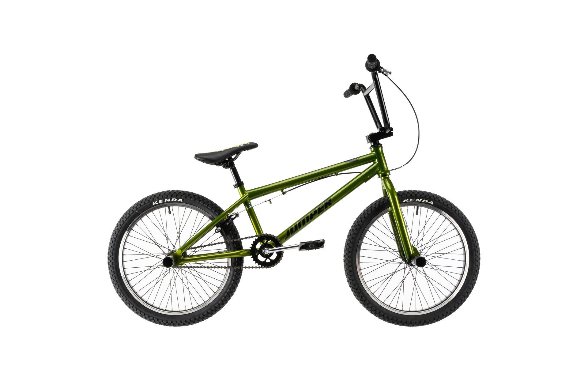 Bicicletta Bmx Dhs 2005 Green