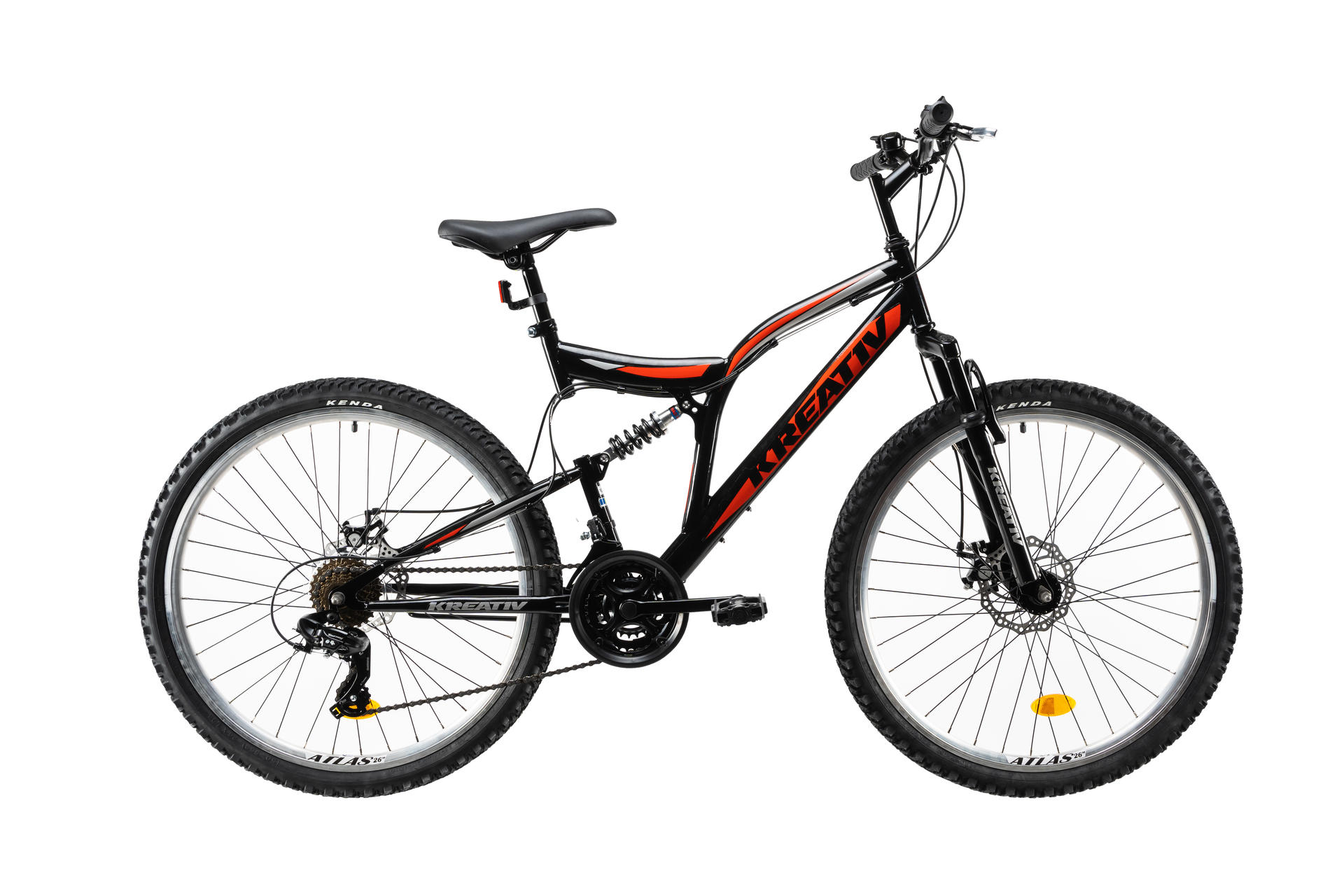 Mountain bike KREATIV 2643 Black