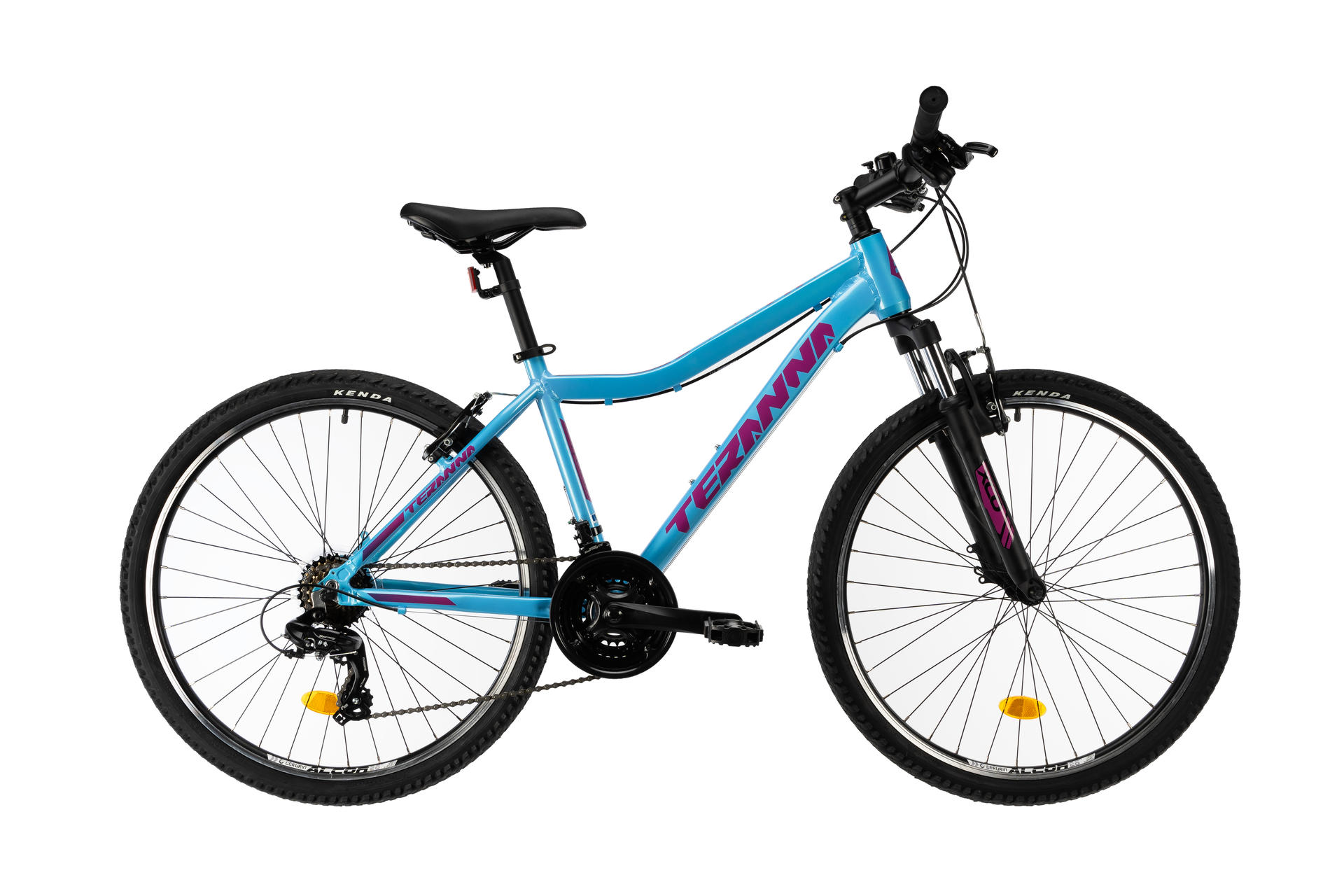 Mountain bike DHS 2622 Blue 405mm