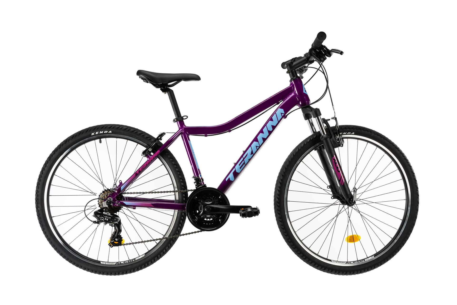 Mountain bike DHS 2622 viola 440mm