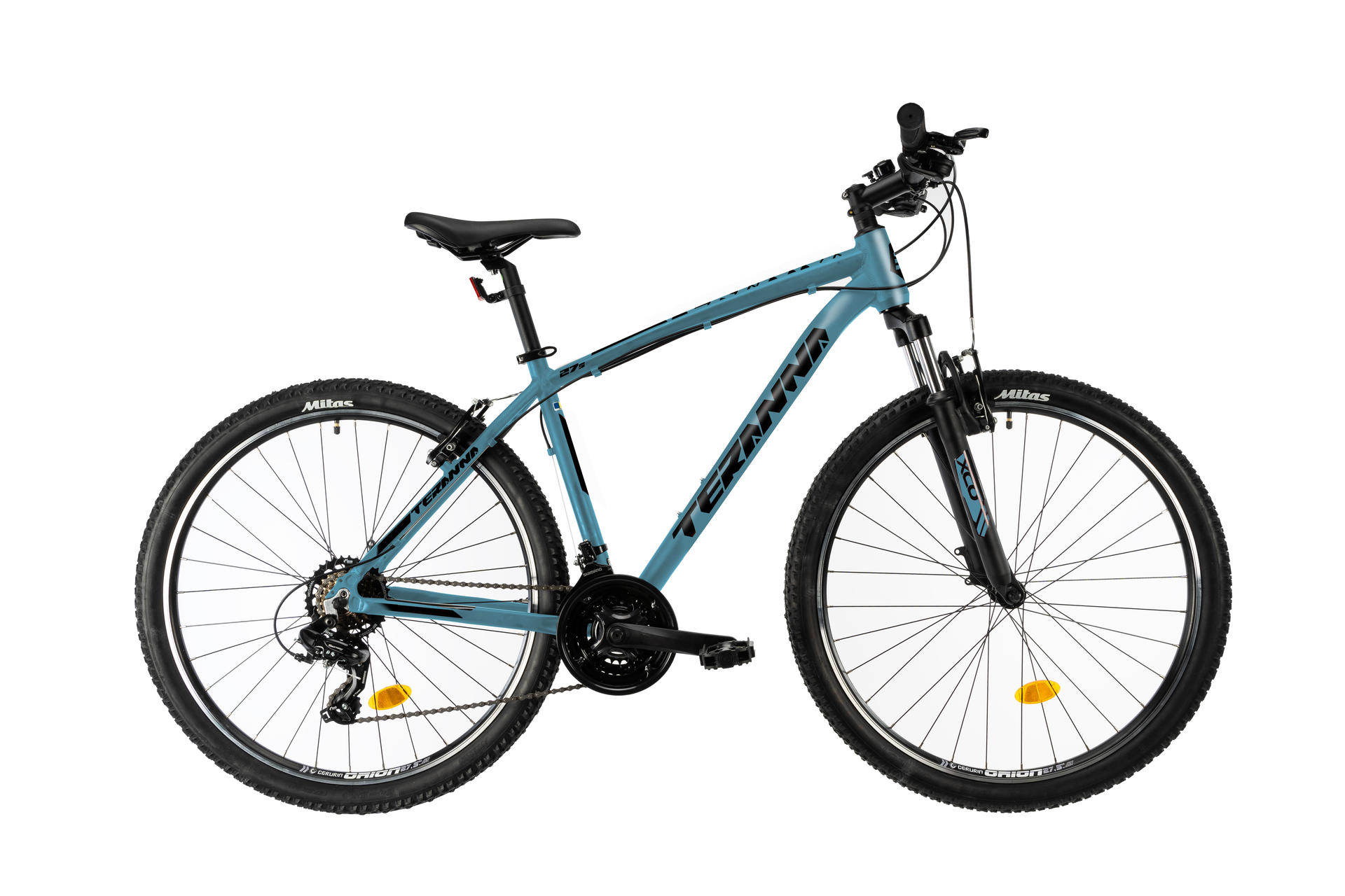 Mountain bike DHS 2723 Blue light 420mm