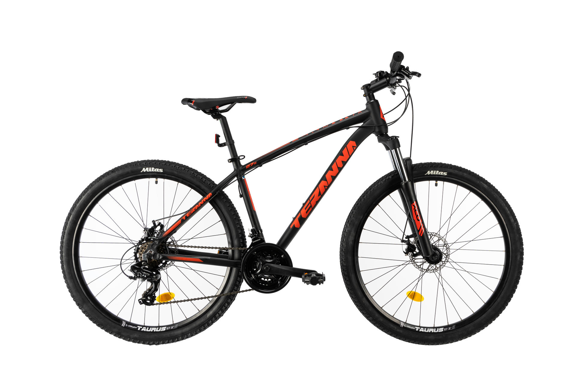 Mountain bike DHS 2725 Black 420mm