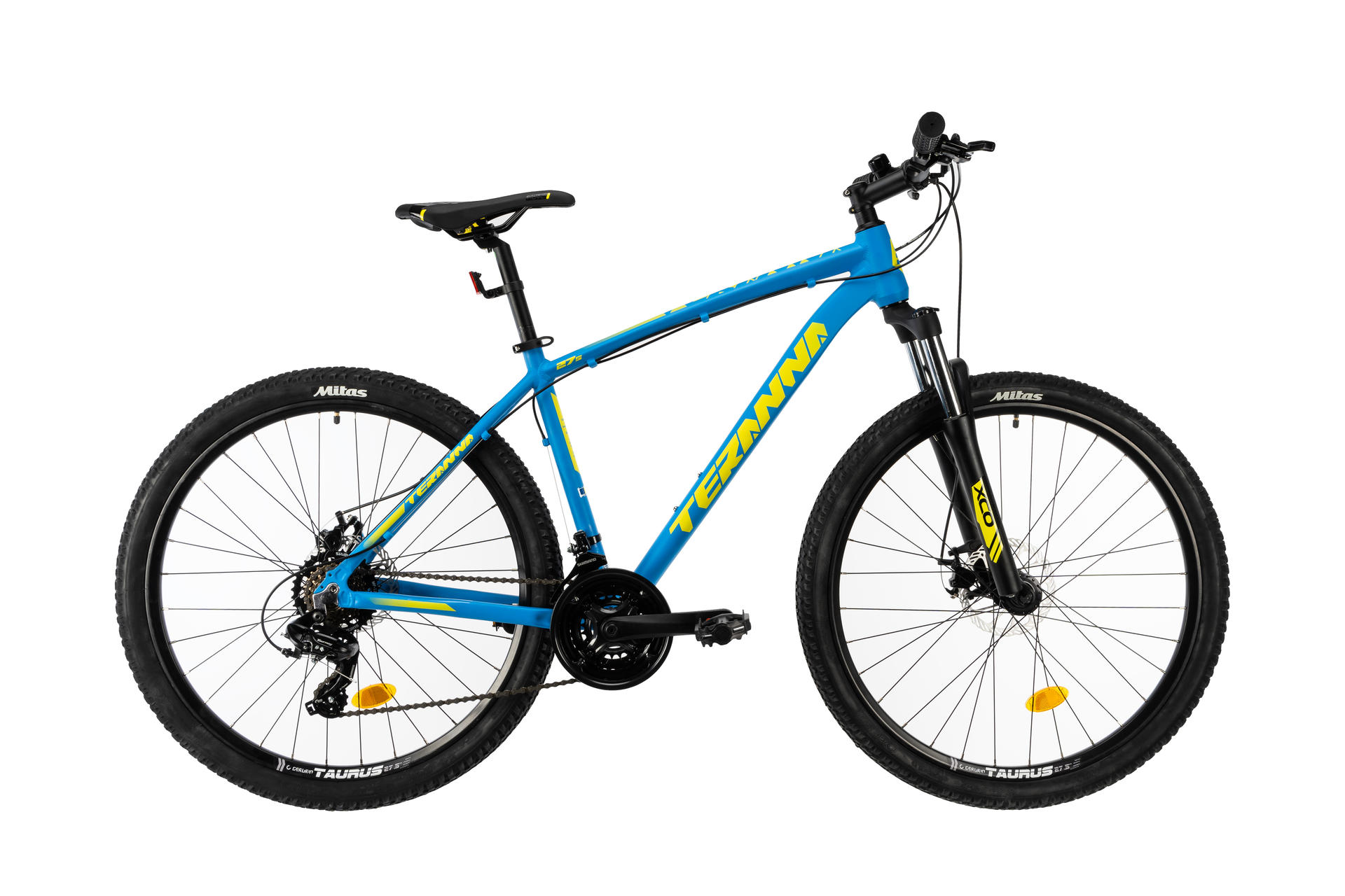 Mountain bike DHS 2725 Blue 420mm