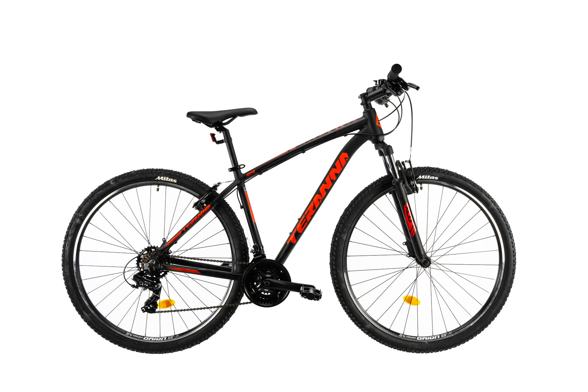 Mountain bike DHS 2923 Black 457mm