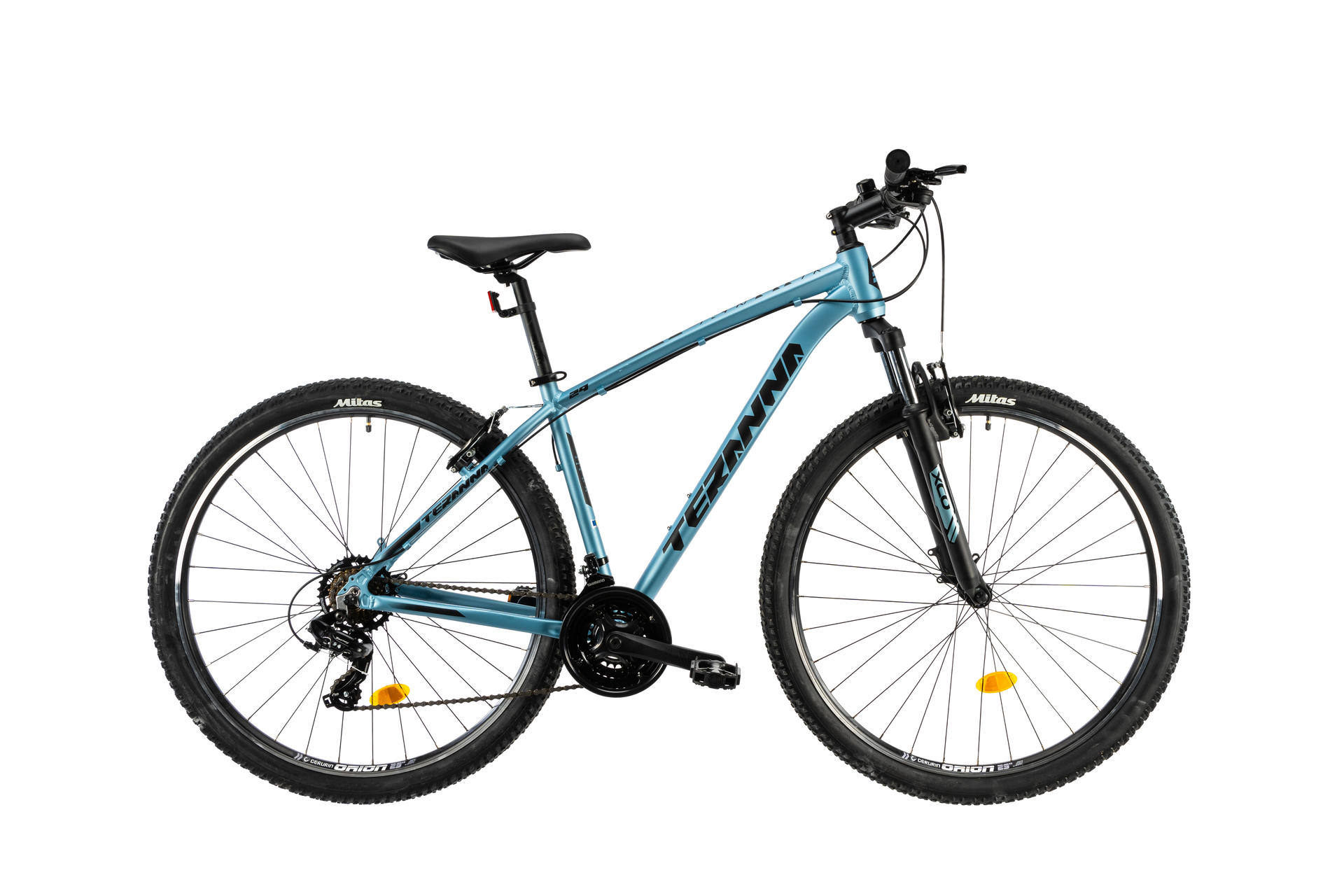 Mountain bike DHS 2923 Blue light 457mm