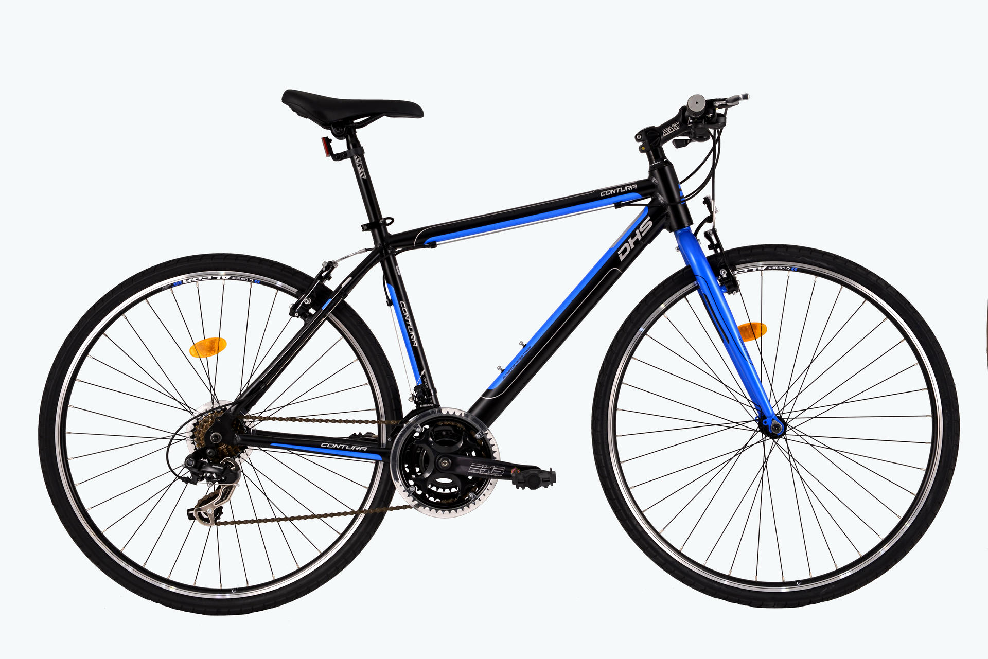 Bicicletta uomo da cross DHS 2863 Black 530mm