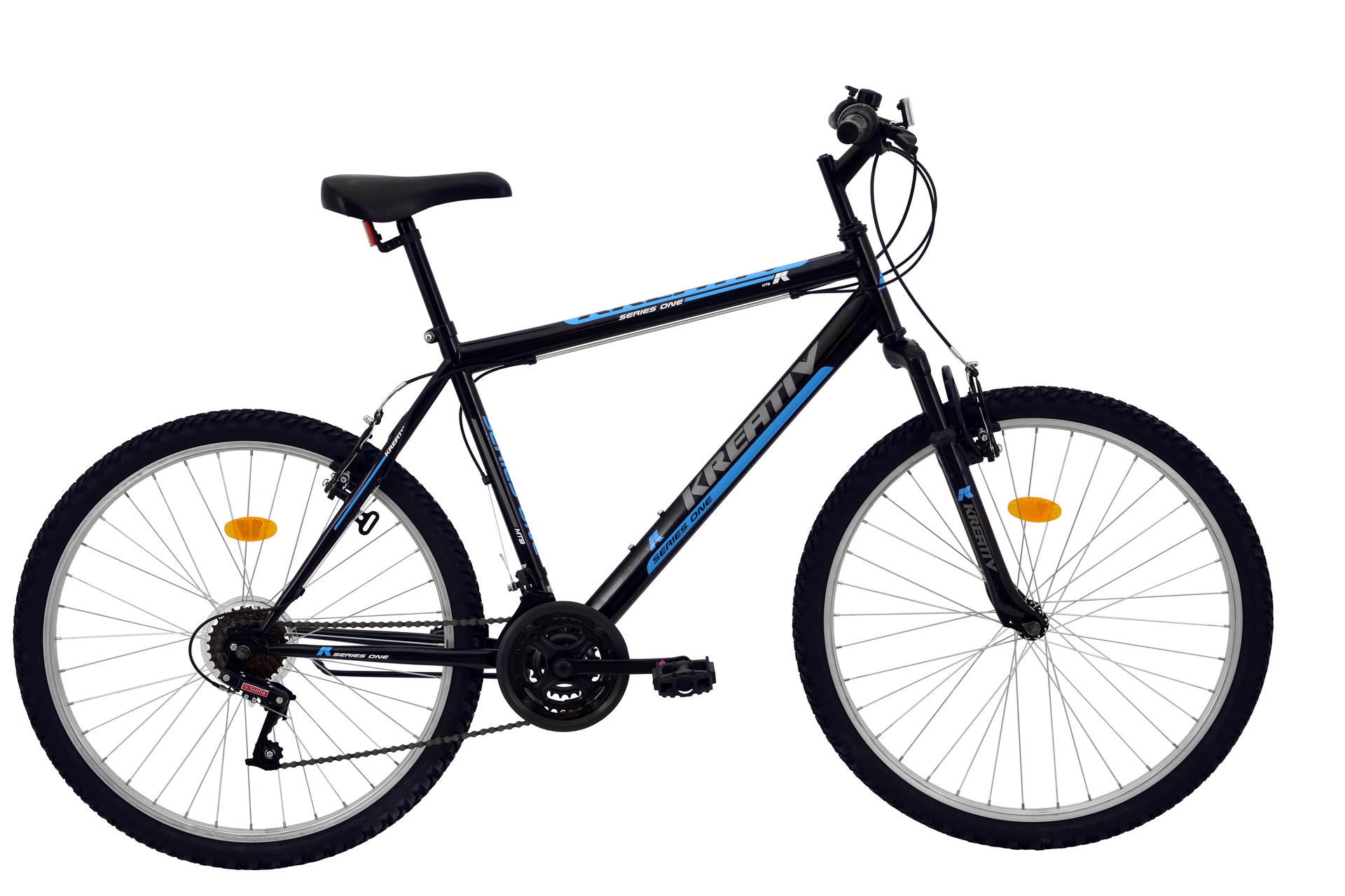 Mountain bike da uomo KREATIV 2603 Black