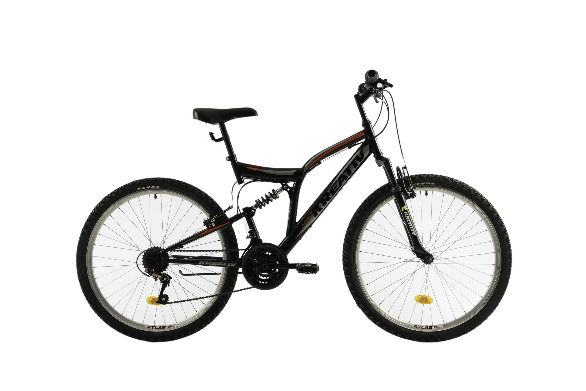 Mountain bike Kreativ 2641 Black