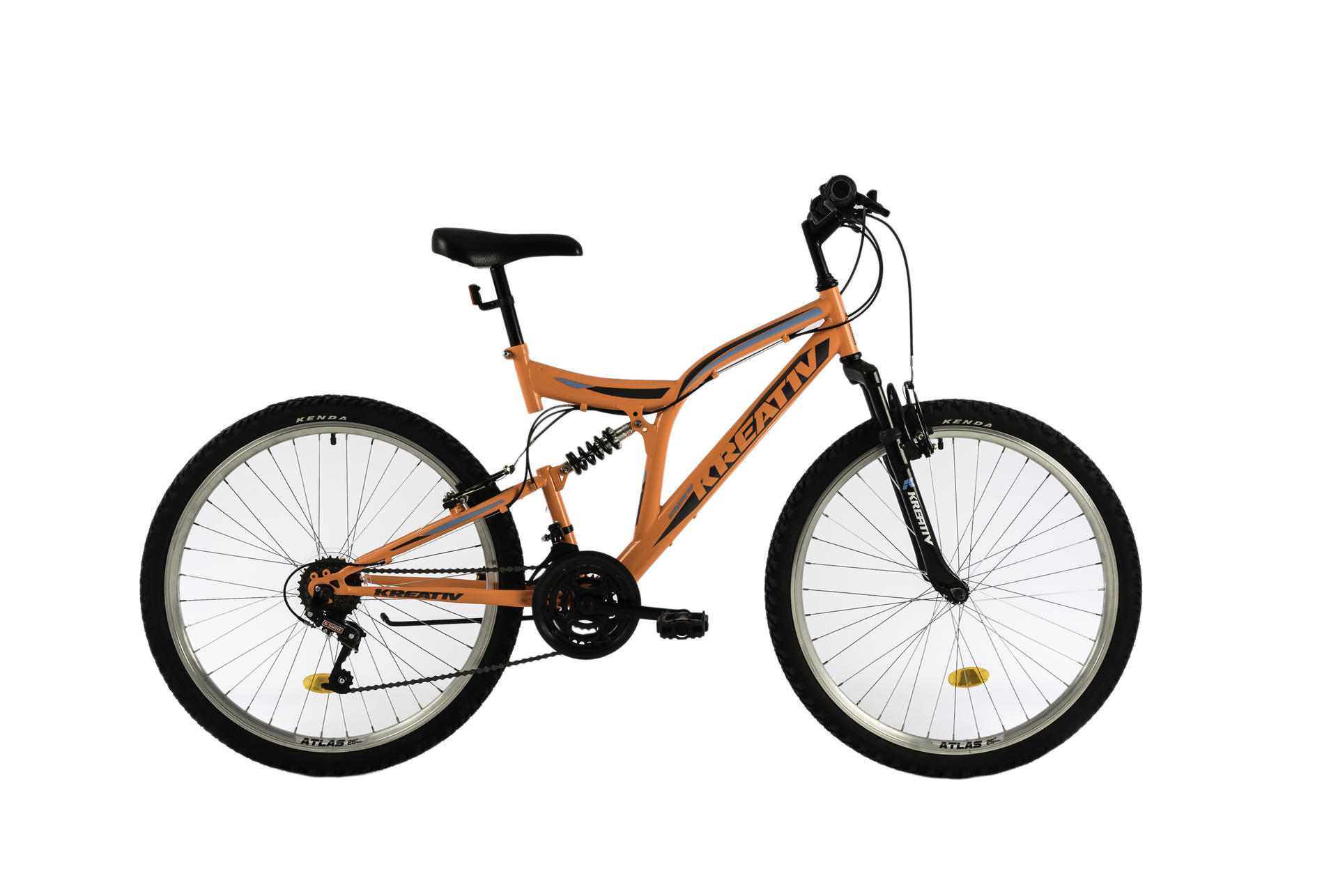 Mountain bike Kreativ 2641 Orange