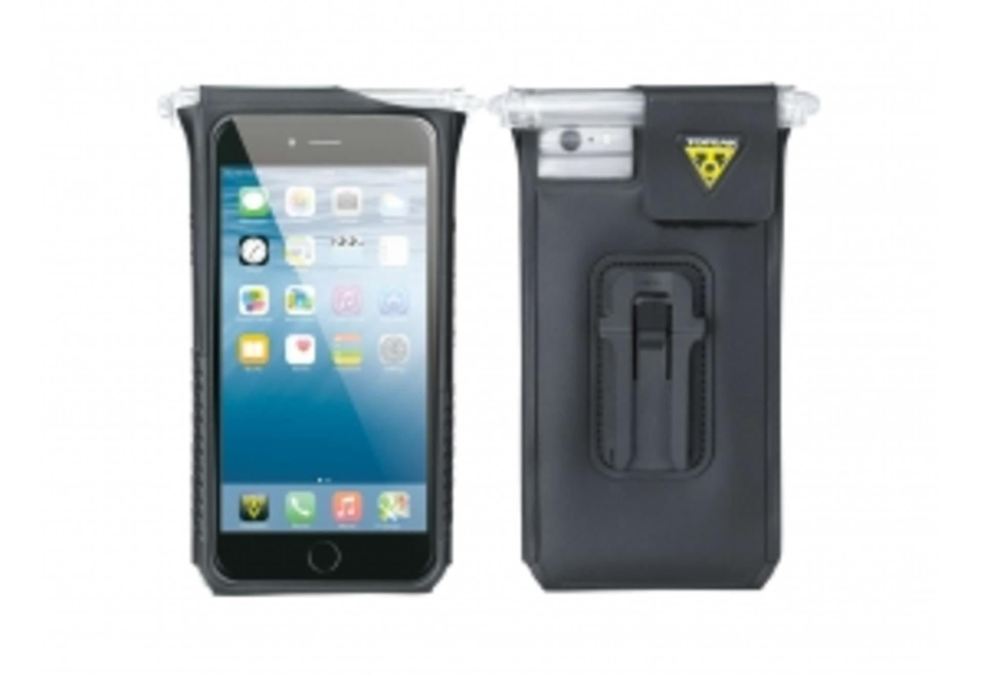 Topeak Drybag supporto manubrio per iPhone 6 / 6S
