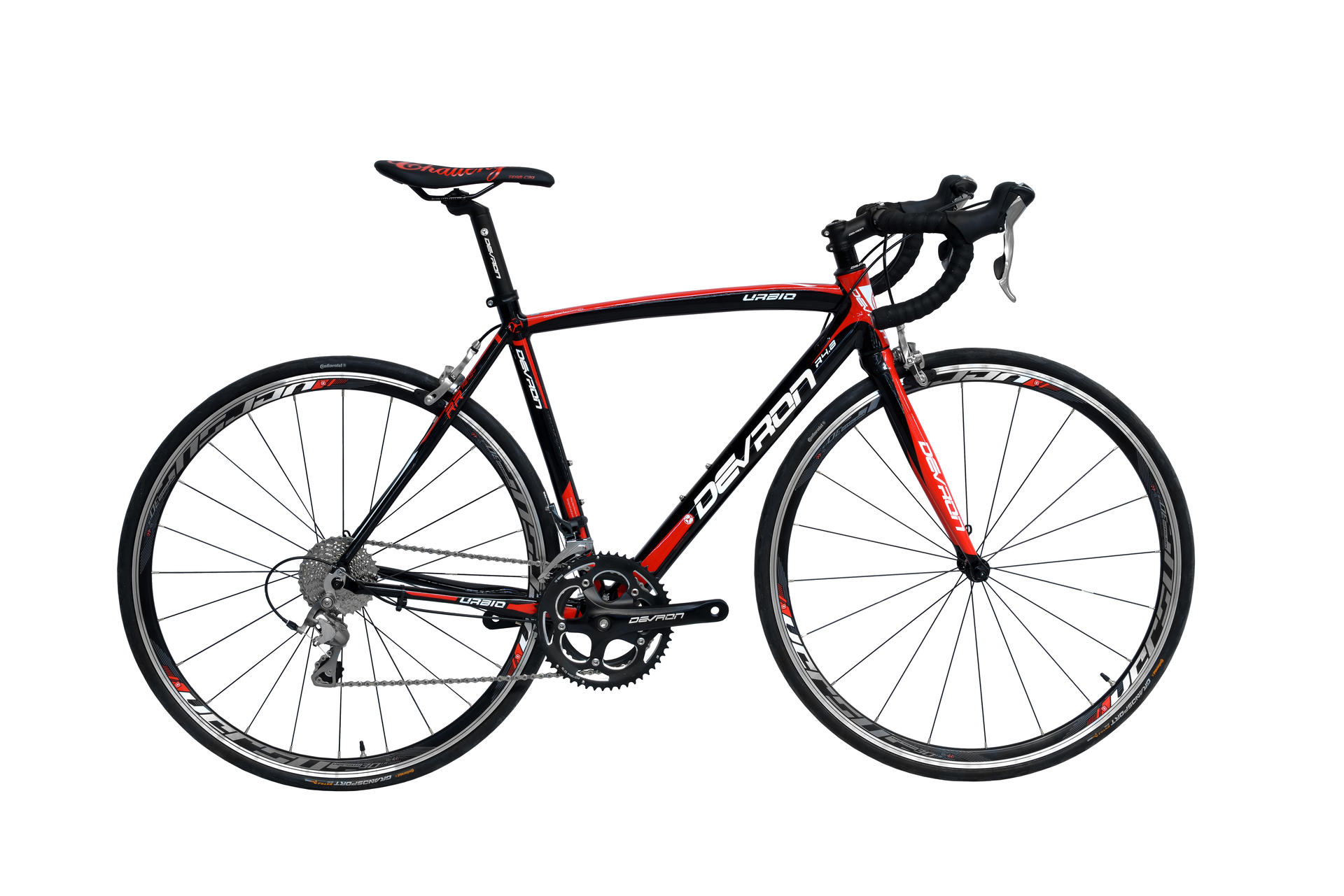 Devron Urbio Road Race R4.8 Speed Black 520mm